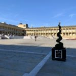 The piece hall Courtyard