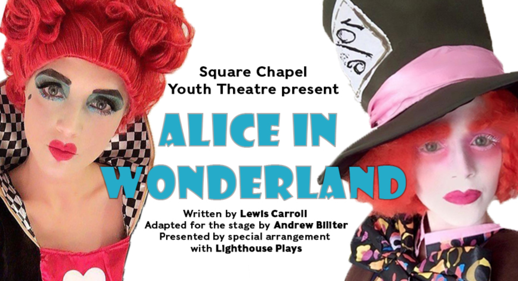 alice in wonderland at square chapel of arts