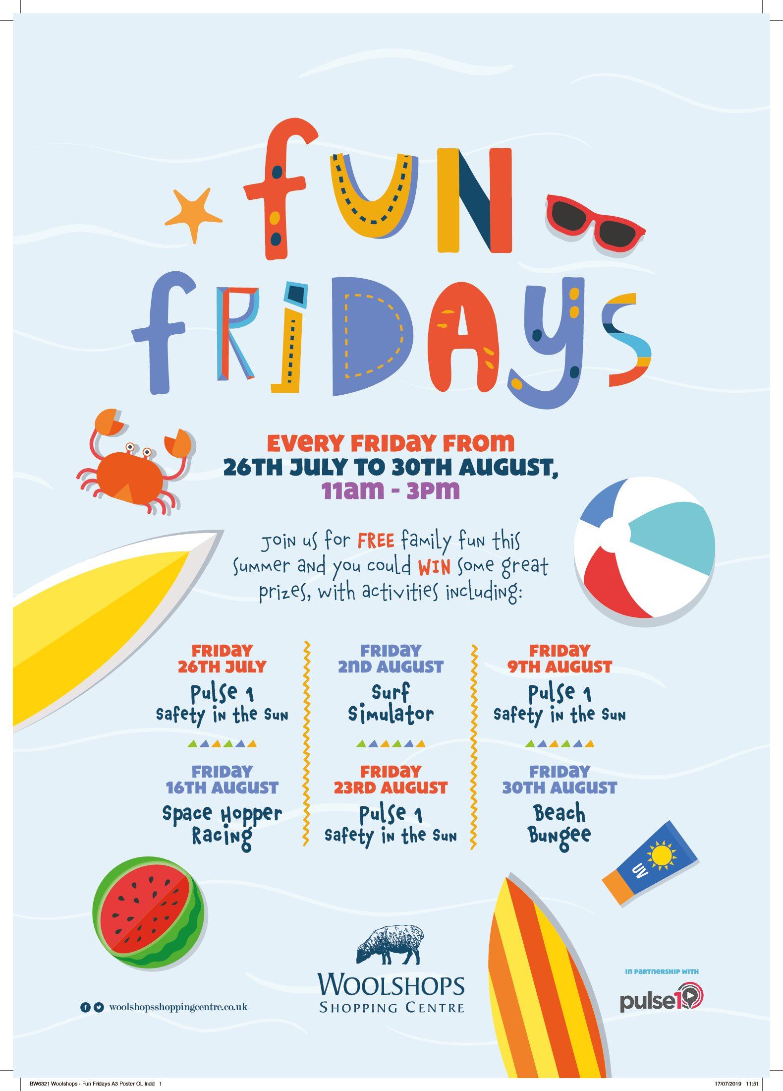 Fun Fridays Discover Halifax