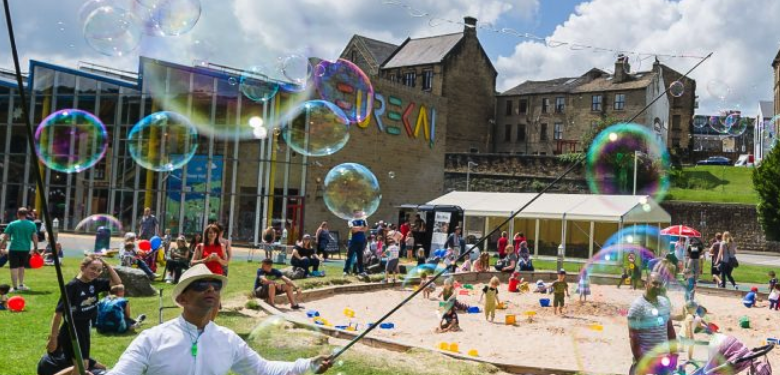 summer festival at eureka