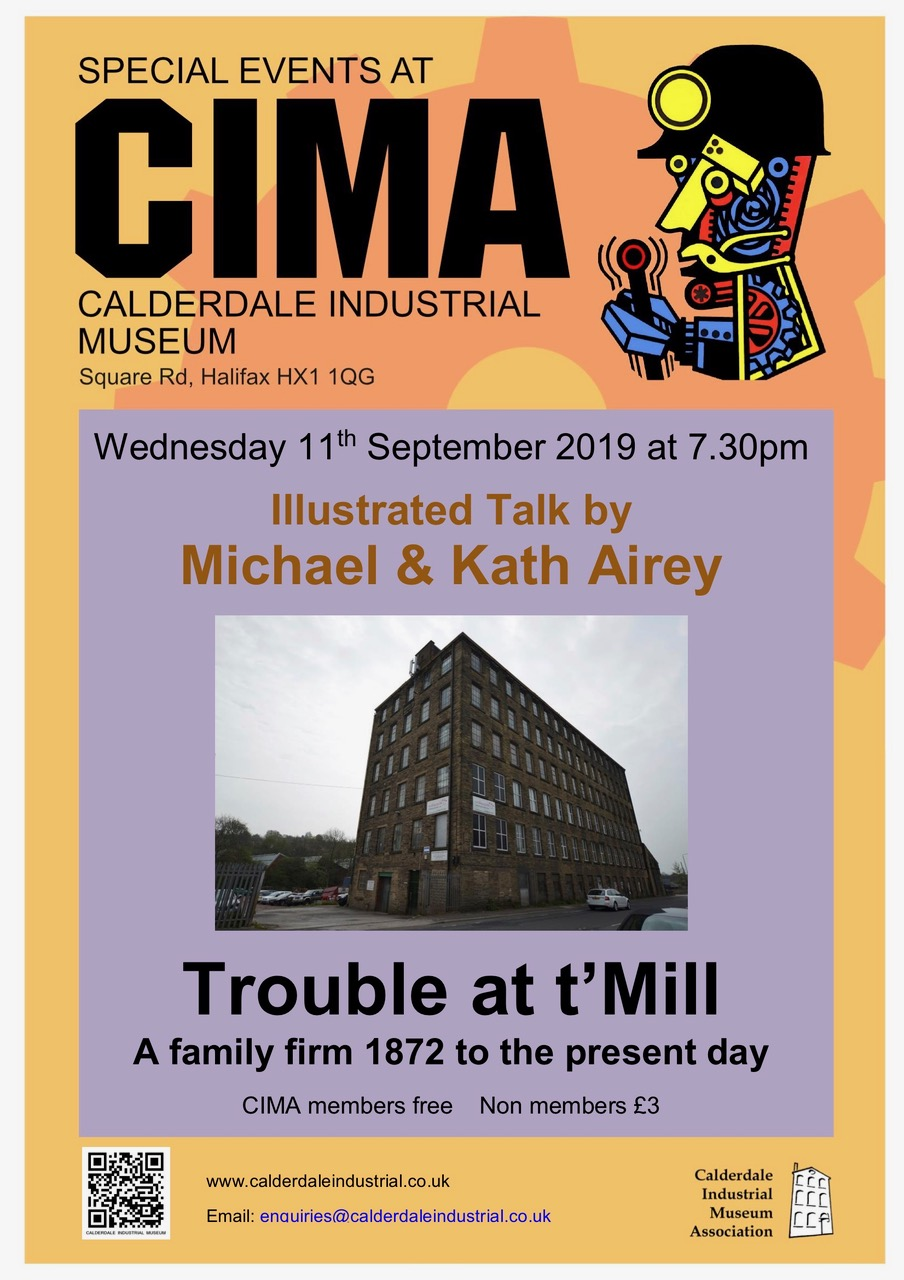 Trouble at t'Mill calderdale industrial museum