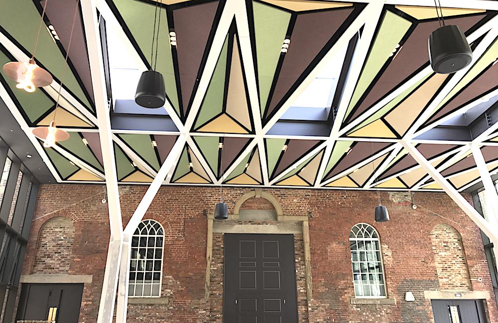 Square Chapel Of Arts