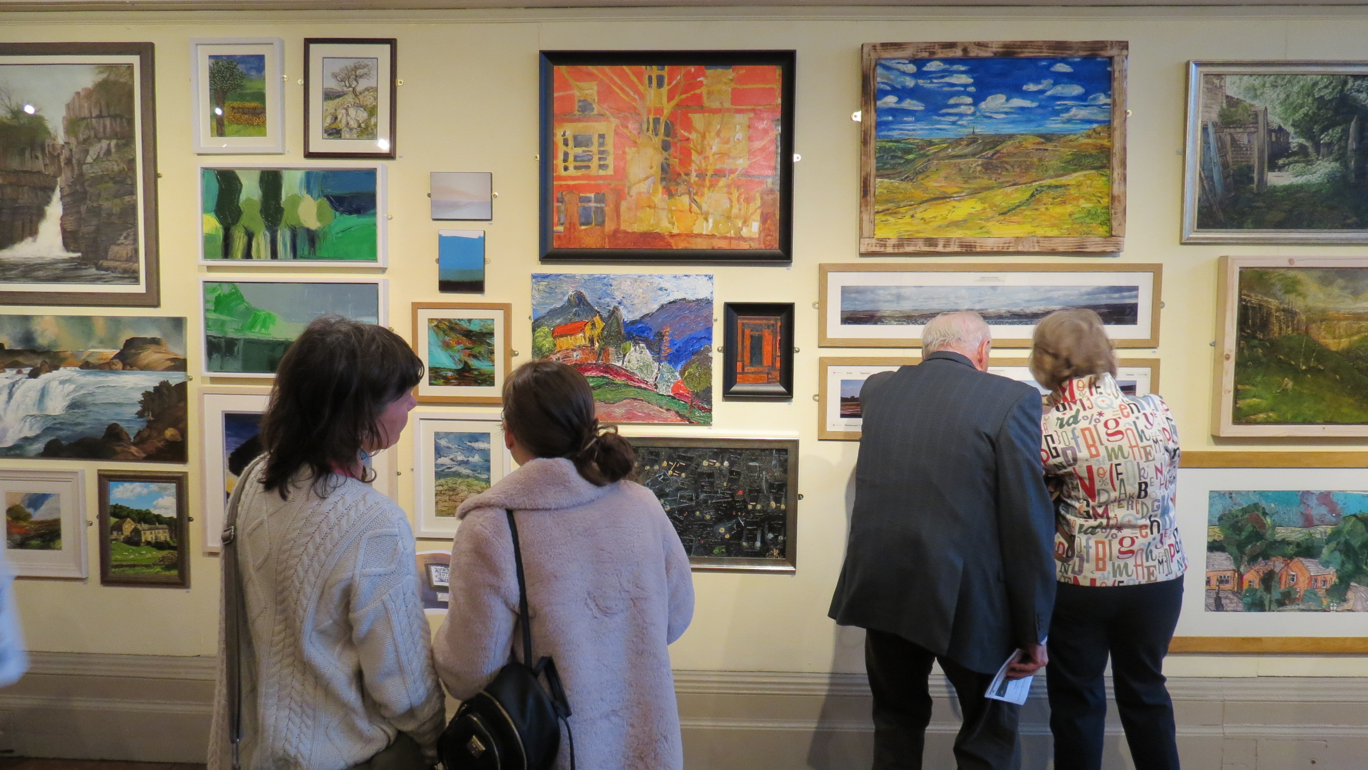 Calderdale Open art 2018