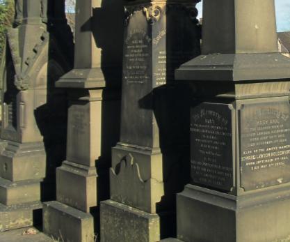 lister lane cemetery
