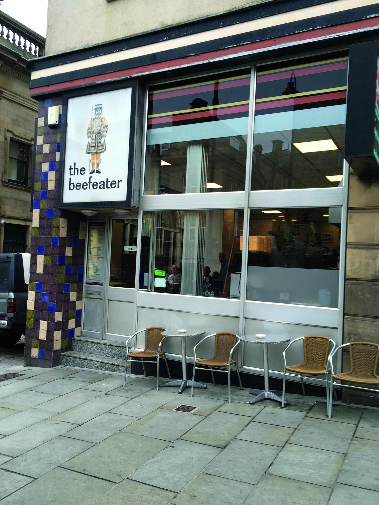 Beefeater cafe