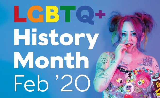 lgbt history month at square chapel