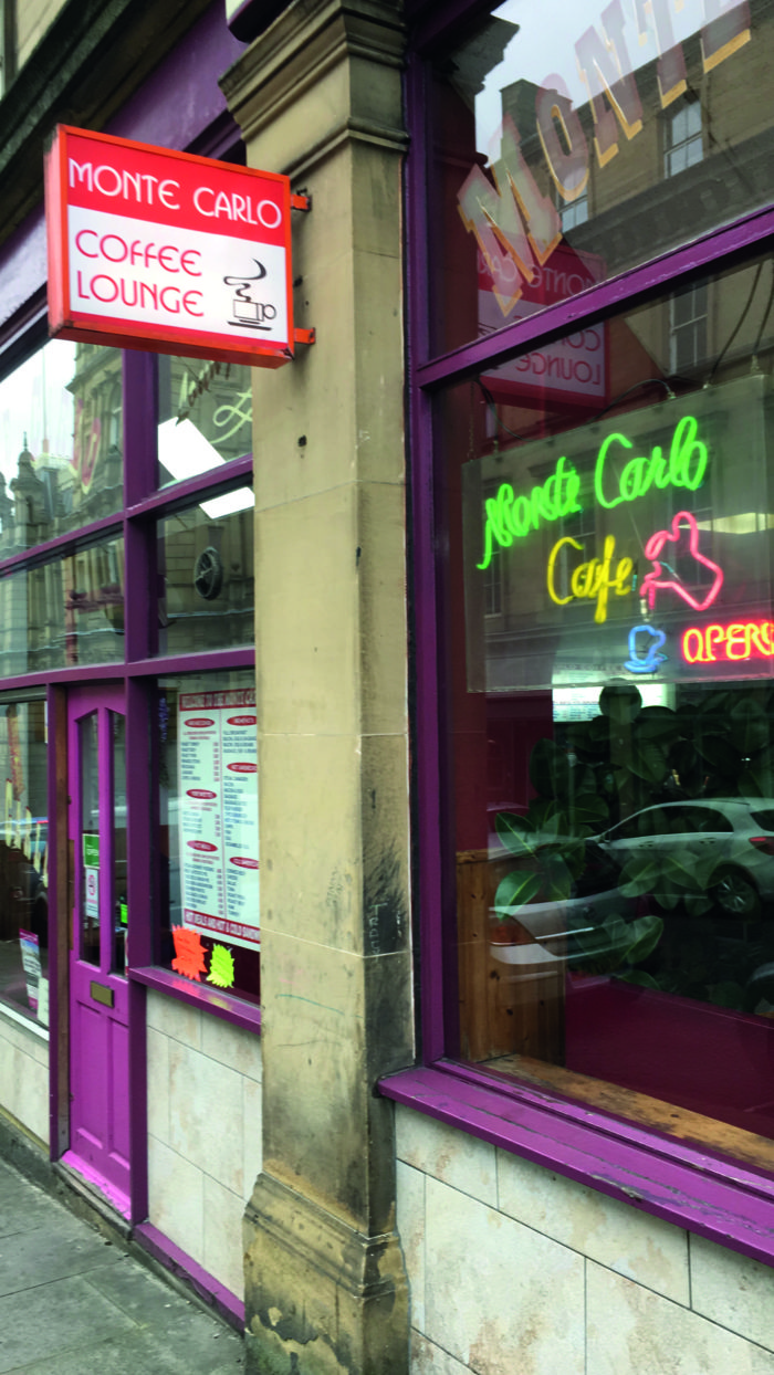 Monte Carlo Cafe