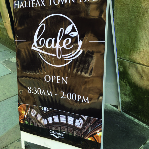 Halifax Town Hall Cafe