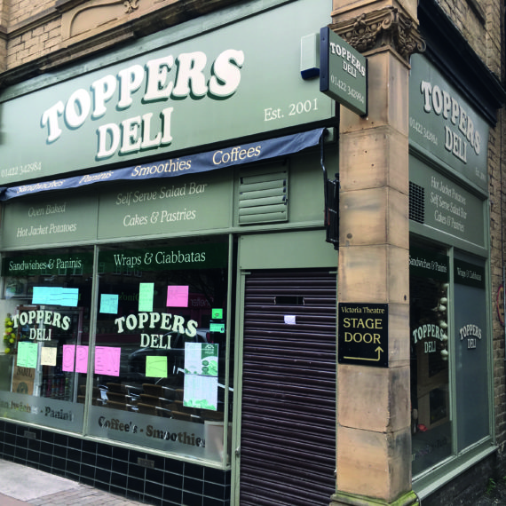 Toppers Deli