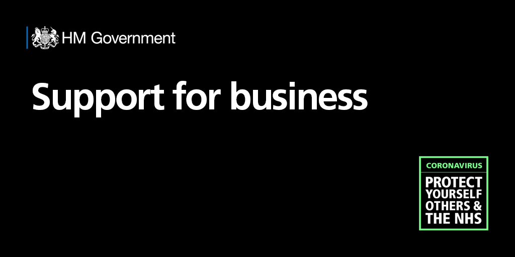 Corona Business Support