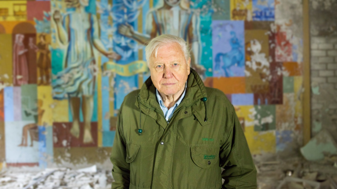 David Attenborough A Life on Our Planet – Live From the World Premiere
