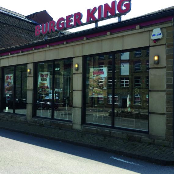 Burger King Halifax