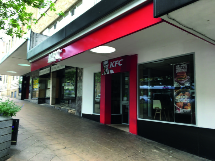 KFC Halifax