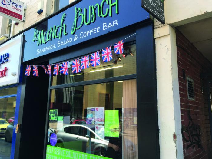 Le Munch Bunch