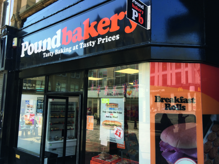 Pound Bakery Halifax