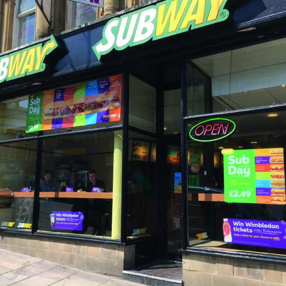 Subway halifax