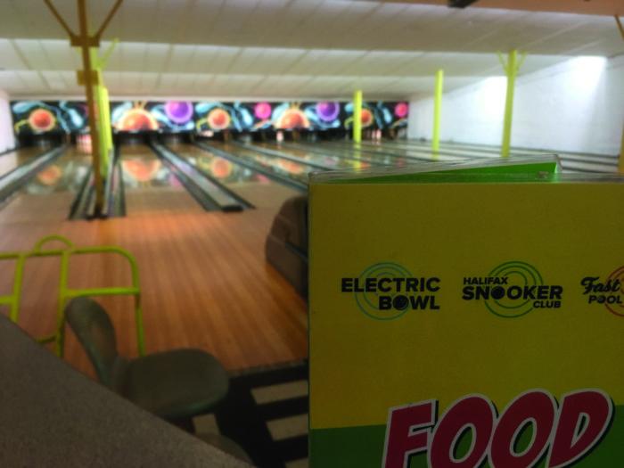 Electric Bowl