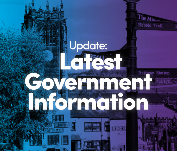 latest government information