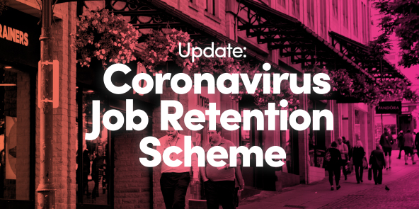 Update-Corona Job Retention Scheme