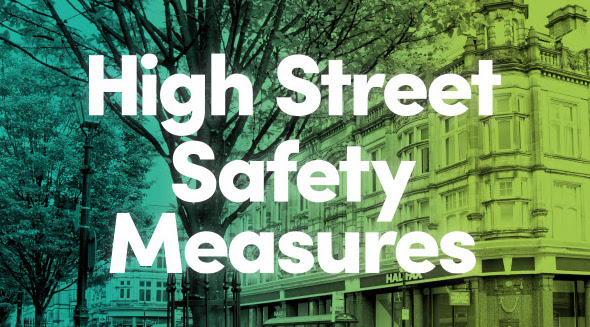 high street safety measures