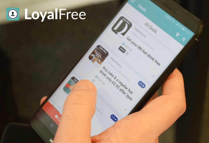 loyalty free app example