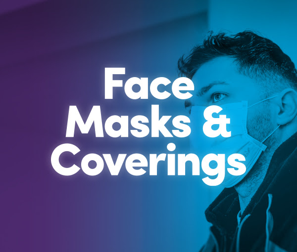 Face masks and coverings