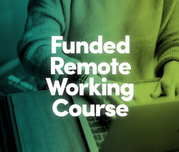 remote working course at calderdale college