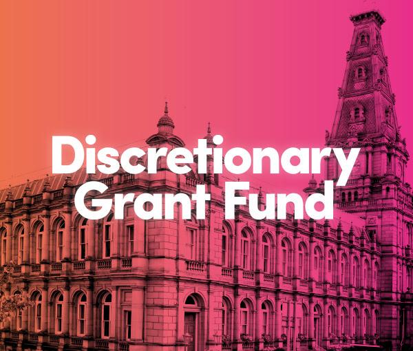 discretionary grand fund round 2