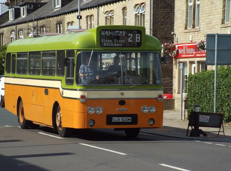 Halifax Heritage Bus Tours