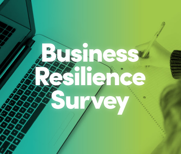business resilience survey