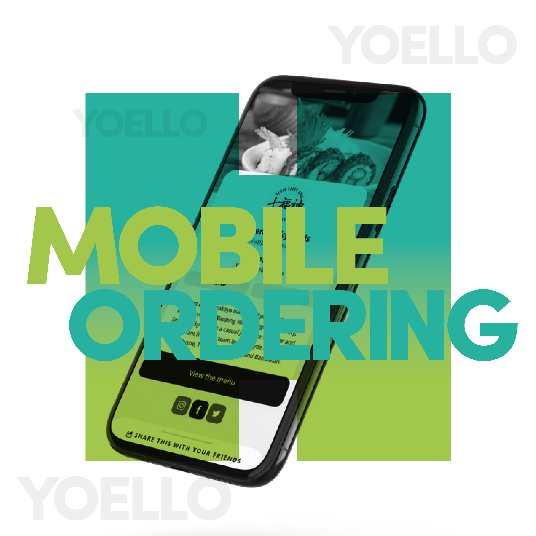 HxBID Yoello mobile ordering