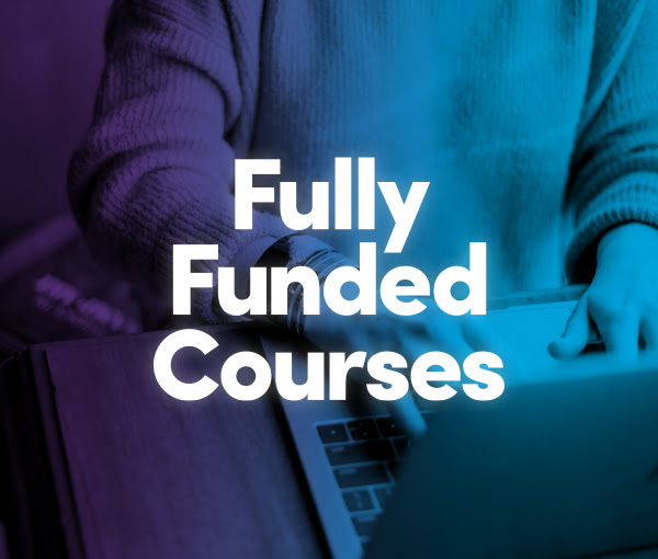 calderdale college fully funded courses
