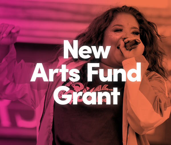 new arts fund