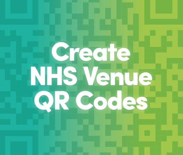 coronavirus NHS QR code