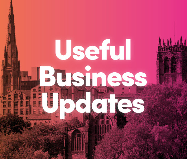 useful business updates
