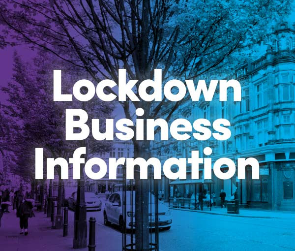 what will your business be doing during lockdown?