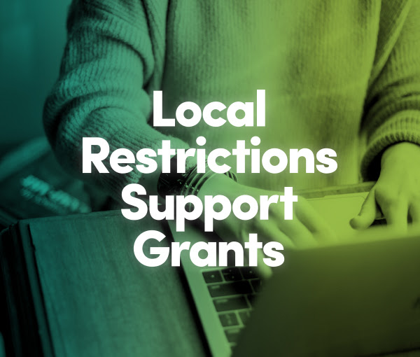 local restrictions support grant