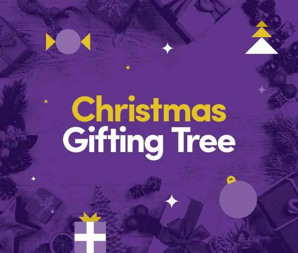 Christmas gifting tree