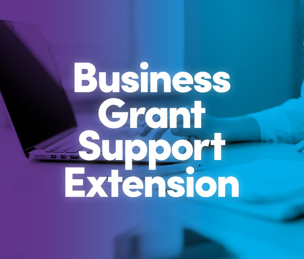 business grant support extension