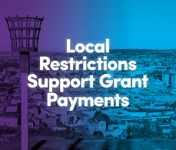 local restriction support grants