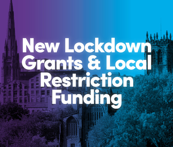 new lockdown grants and local restriction funding
