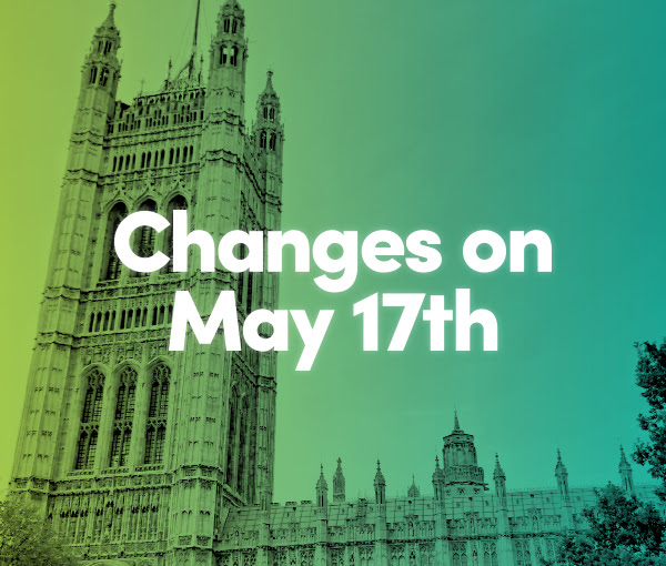 17th may government changes